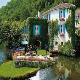 France - Le Moulin de l'Abbaye Hotel