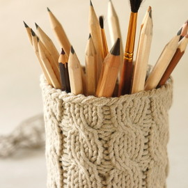 tettidesign - Pencil cup cozy