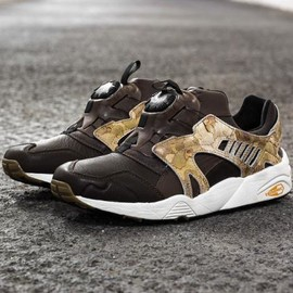 PUMA - PUMA TRINOMIC DISC TREE CAMO CARAFE