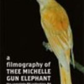 THEE MICHELLE GUN ELEPHANT - a filmography of THEE MICHELLE GUN ELEPHANT the Complete PV collection TRIAD YEARS 1995-2002 [DVD]