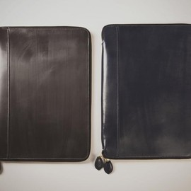 Ganzo (Japan) - Leather Ipad case