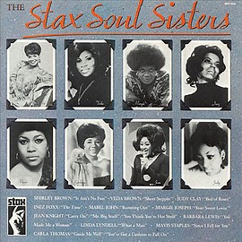 V. A. - The Stax Soul Sisters