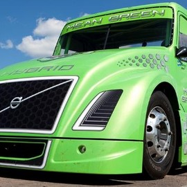Volvo - Mean Green