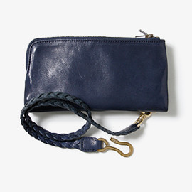 hobo - hobo×grocerystore. PULL UP LEATHER WALLET