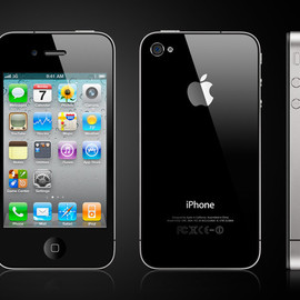 Apple - iPhone 4 32GB MC605ZA/A (Black, Singapore SIM Unlocked)