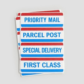 Present & Correct - Mailing Labels