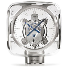 Marc Newson - Atmos 561 by Jaeger Lecoultre