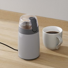Stelton - Emma | Electric Coffee Grinder | gray