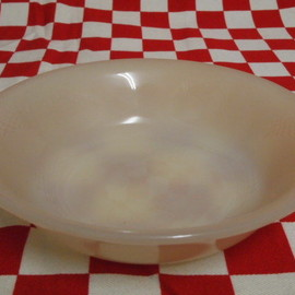 Fire King - Ivory 1700 Line Oatmeal & Cereal Bowl #70