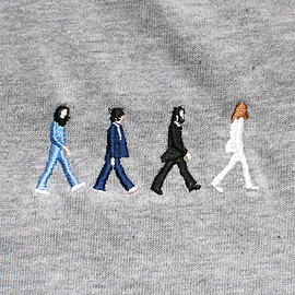 Graphic Equalizer - abbey road