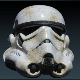 eFX - Star Wars 1/1 Sand Trooper Helmet ヘルメット