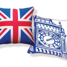 The Well Dressed Home - The Well Dressed Home British Pillows