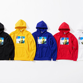 Supreme, THE NORTH FACE - Photo Hooded Sweatshirt