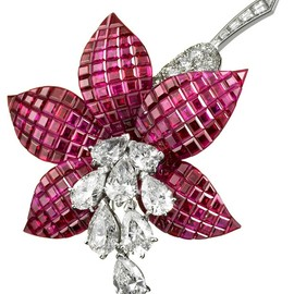 Van Cleef & Arpels - Bague Lotus de Van Cleef and Arpels