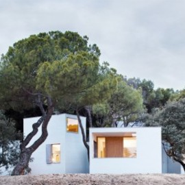 FRPO Architects - MO House, Madrid, Spain