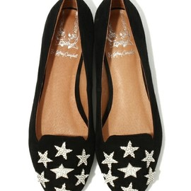 JEFFREY CAMPBELL - MARTINI STAR SLIP-ON