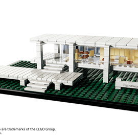 LEGO(R) Architecture - 21009 Farnsworth House