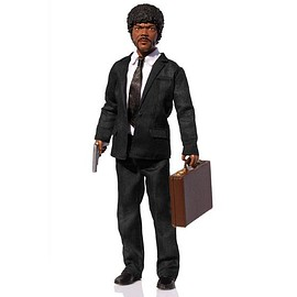 "Beeline Creative - Pulp Fiction 13"" Talking Figure - Jules Winnfield"