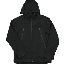 Gas Town F.C., Reigning Champ - Gastown F.C. by Reigning Champ - Dintex Training Parka (Black)