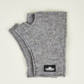 Penfield - Men's Grey Noma Fingerless Gloves