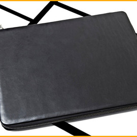 Isaac Reina - Rigid Leather ipad case