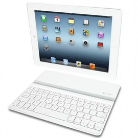 Logitech - Logitech debuts white Ultrathin Keyboard Cover for the iPad, arriving before month's end