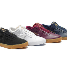 Palace Skateboards x Reebok - Palace Skateboards x Reebok Classic Workout FVS
