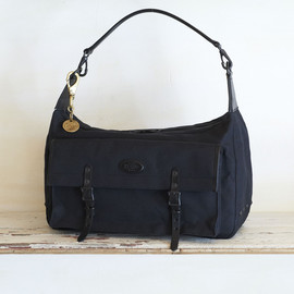 KICHIZO by Porter Classic - Canvas 2way Shoulder Bag