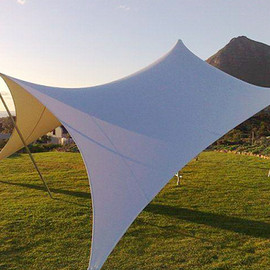 CanvasCamp - Flex Tent 5×6.5m + Poles set