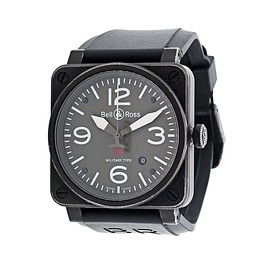 Bell & Ross - Military Type アナログ 腕時計