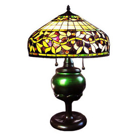 Thames & Hudson - The Lamps of Louis Comfort Tiffany
