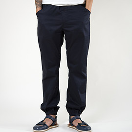 SON OF THE CHEESE - EZ PANTS ST(NAVY)