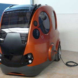 Tata - AirPod - air-powered car