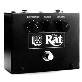 PROCO - Vintage RAT Distortion Pedal