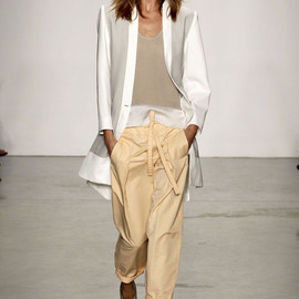HELMUT LANG - SPRING 2013 COLLECTION