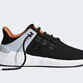 adidas - EQT Boost 93/17 (Welding Pack) - Black