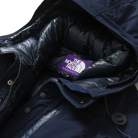 THE NORTH FACE PURPLE LABEL - Journal Standard SPECIAL MT Short Down Parka