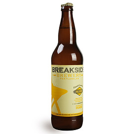 Breakside Brewery - pilsner beer