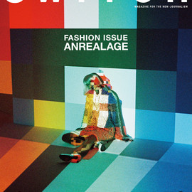 SWITCH PUBLISHING - SWITCH Vol.32 No.10 FASHION ISSUE ANREALAGE