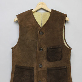 MOUNTAIN RESEARCH - Mountain Research/Shearing Vest