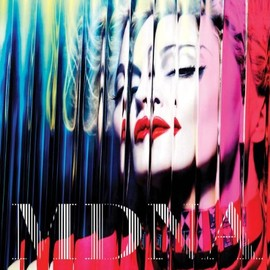 Madonna - Mdna: Deluxe