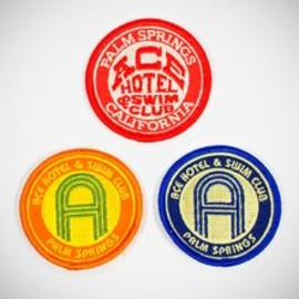 Ace Hotel - Ace Swim Club Patches