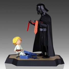 Gentle Giant Ltd. - Darth Vader and Son Figurines
