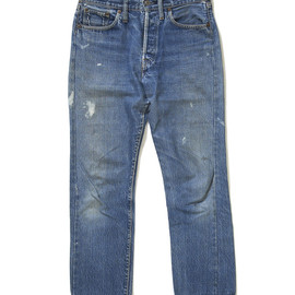 1878 Pantaloons Jeans - Washed