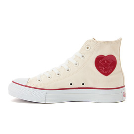 CONVERSE - ALL STAR HEARTPATCH HI