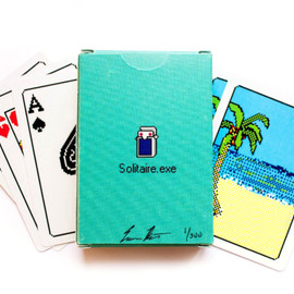 "BICYCLE - Windows 98 ""Solitaire.exe"" Playing Cards"