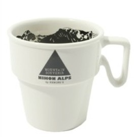 HEMING'S - MOUNTAIN MUG - NIHON ALPS