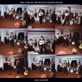 The talking heads - Name of This Band Is Talking Heads