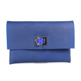 Anya Hindmarch -  Rubber Valorie Clutch