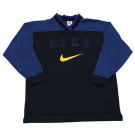 Nike - Vintage Nike Hockey Jersey Shirt Made in USA Mens Size Small